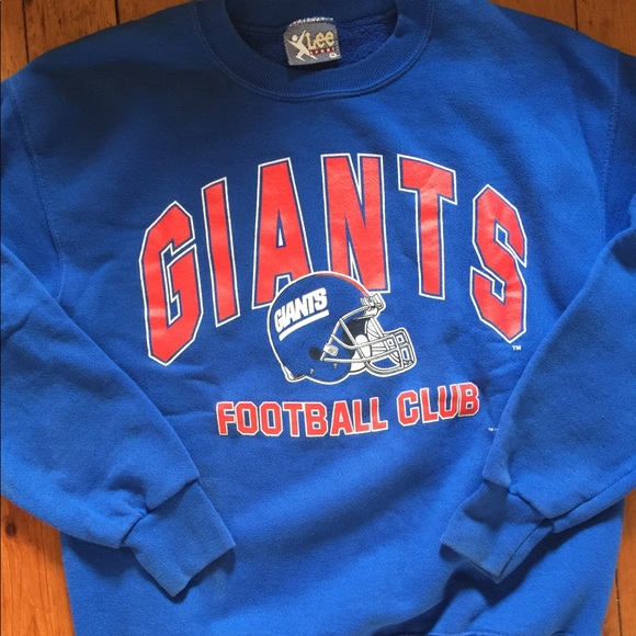Vintage Giants Crewneck Sweatshirt Size M. M 5b19b743a31c3340bceb0d0d 5dc8aff40